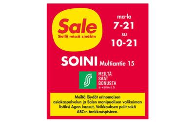 Sale Soini