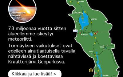 Kraaterijärvi Geopark